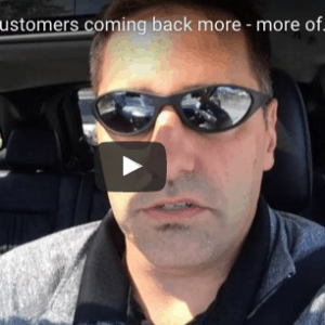 How to get your customers coming back for more, more often [VIDEO]