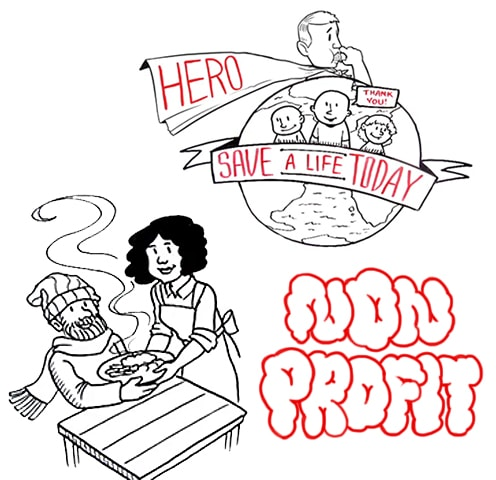 AdToonsAd-NonProfit