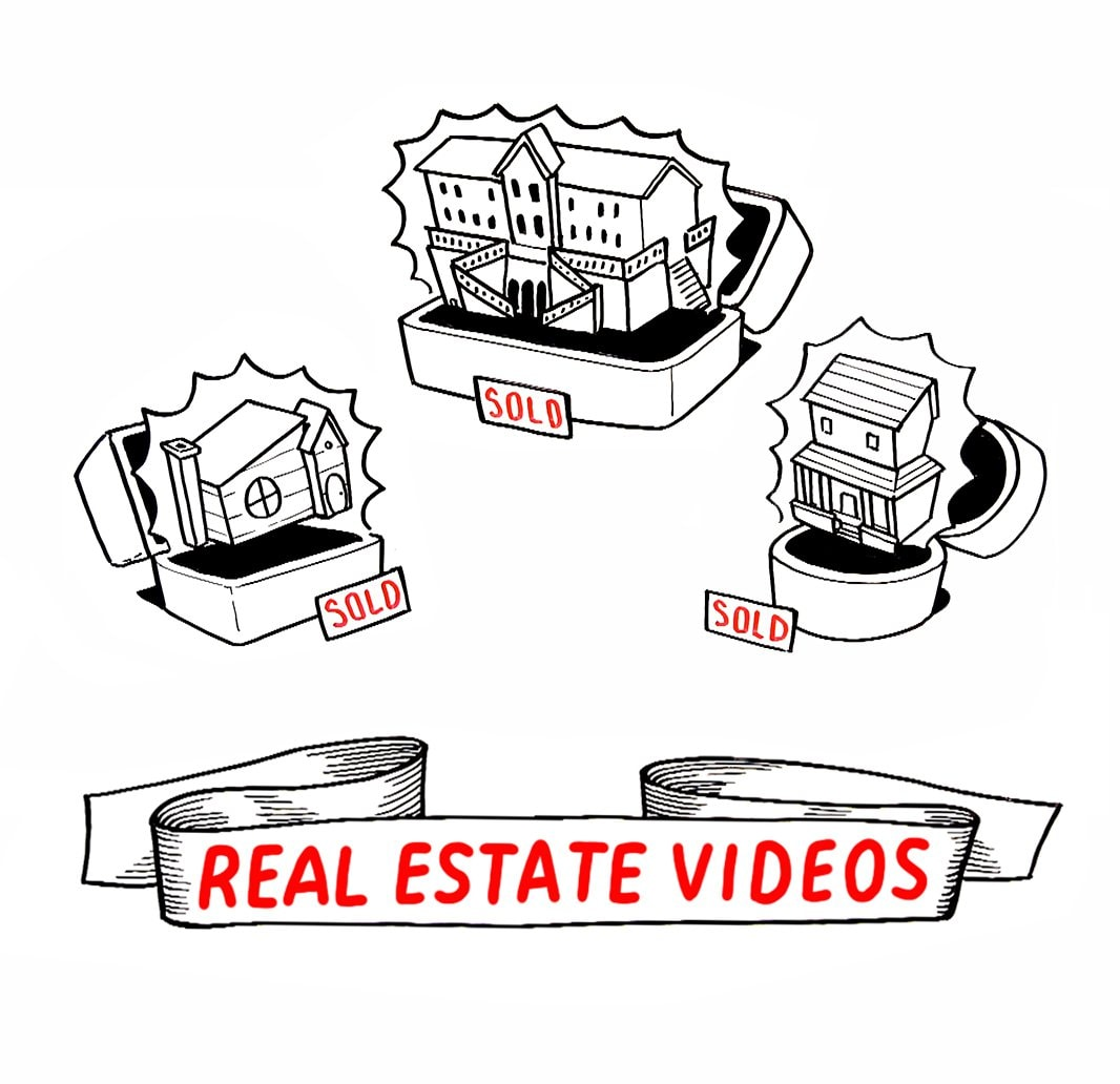 Real Estate Whiteboard Animation Videos