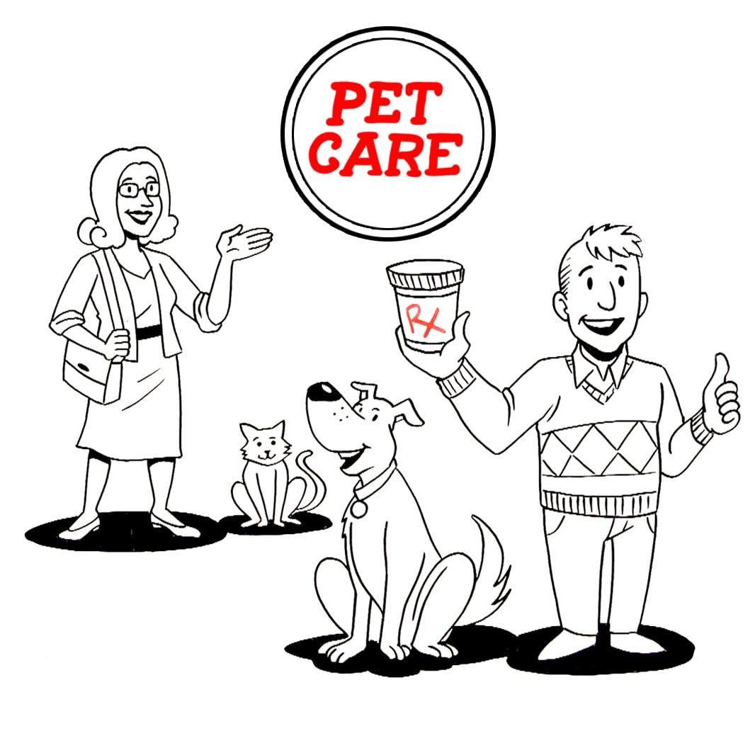 AdToonsAd-PetCare